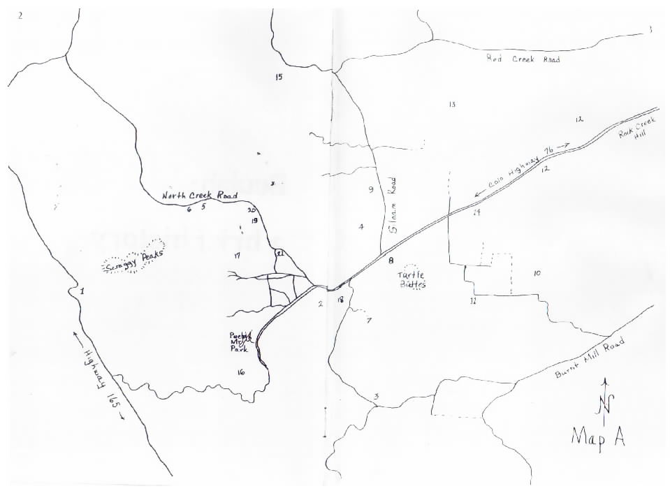 Maps Of Beulah